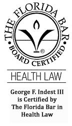 George Indest, Board Certified Health Law Attorney